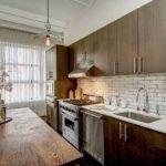 Кухня в стиле лофт - фото (41)