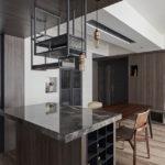 Кухня в стиле лофт - фото (48)