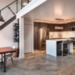 Кухня в стиле лофт - фото (49)