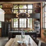 Кухня в стиле лофт - фото (7)