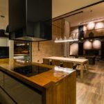 Кухня в стиле лофт - фото (9)