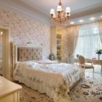 Мебель для спальни в стиле прованс (3)