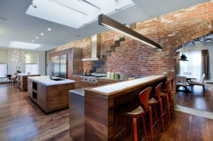 Светильники для кухни в стиле лофт