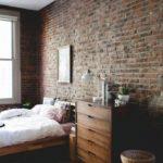 Спальня в стиле лофт - фото (15)