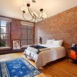 Спальня в стиле лофт - фото (16)