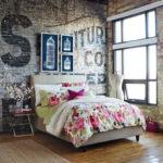 Спальня в стиле лофт - фото (24)