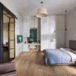 Спальня в стиле лофт - фото (26)