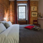 Спальня в стиле лофт - фото (4)