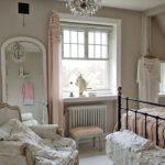 Спальня в стиле прованс - фото (25)