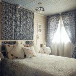 Спальня в стиле прованс - фото (6)