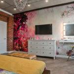 Спальня для девочки в стиле лофт