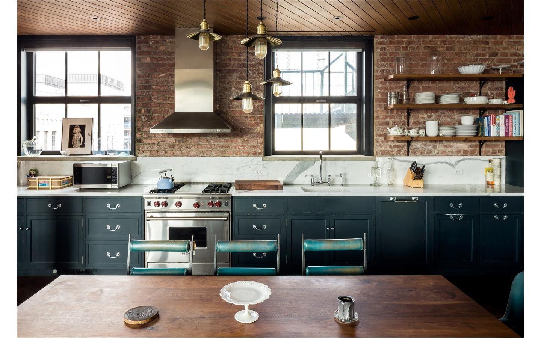 Украшения для кухни в стиле лофт