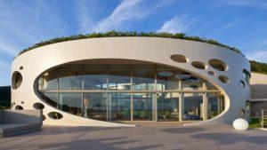 Бионический хай-тек в частной архитектуре