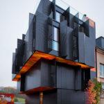 Дом в стиле хай-тек - фото (16)