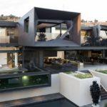 Дом в стиле хай-тек - фото (23)