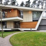 Дом в стиле хай-тек - фото (4)