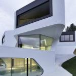 Дом в стиле хай-тек - фото (5)