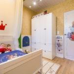 Жидкие обои в интерьере детской комнаты - фото (11)