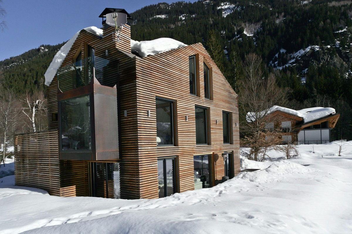 Двери для дома в скандинавском стиле