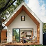 Дома в скандинавском стиле, оформление, фото