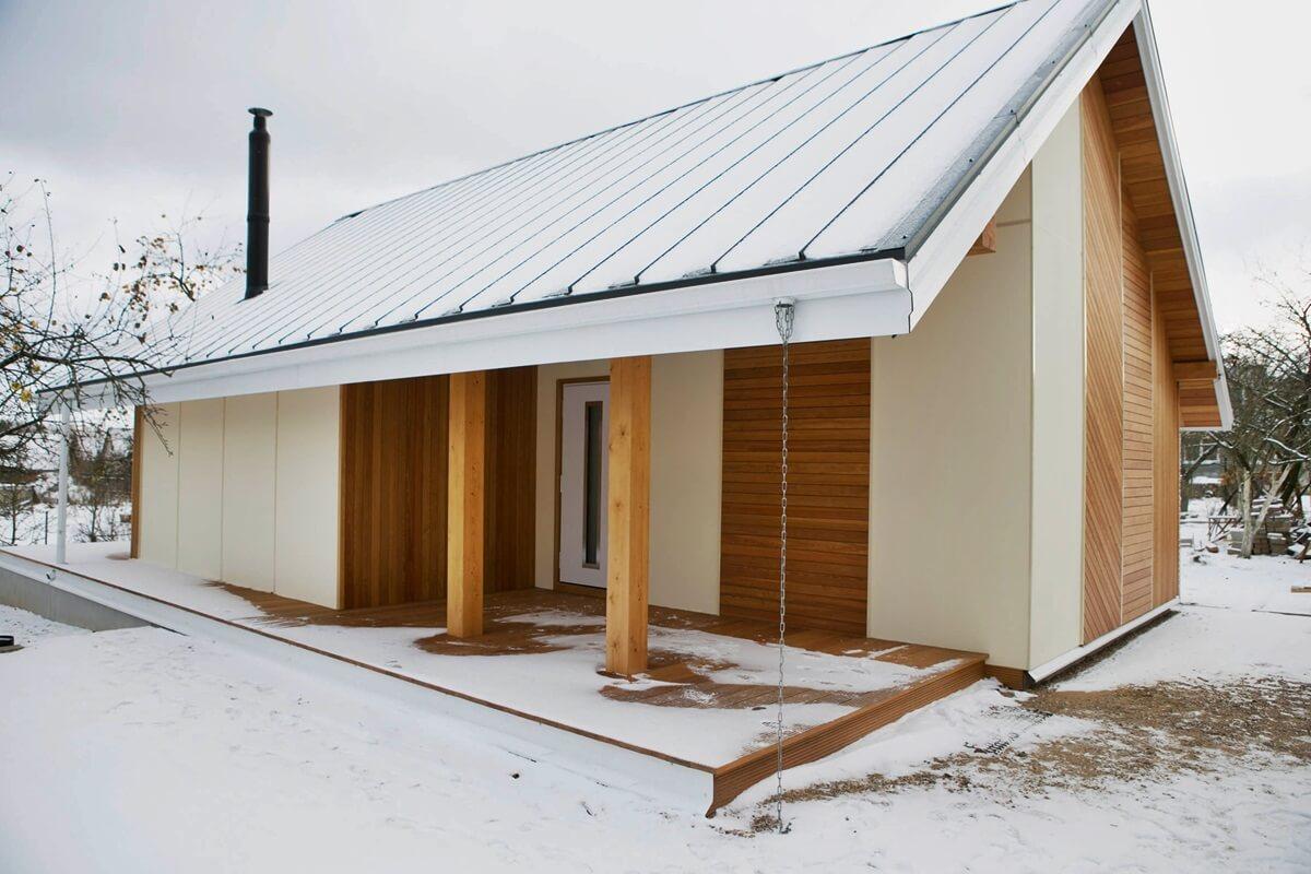 Дома в скандинавском стиле - фото (2)
