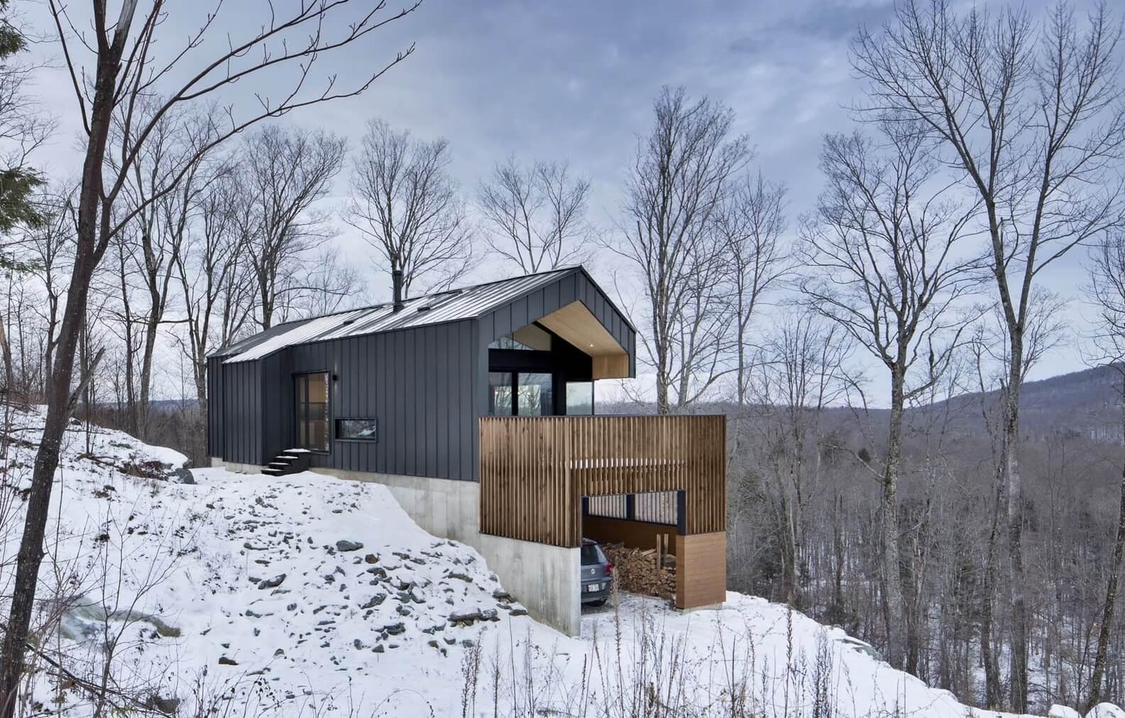 Дома в скандинавском стиле - фото (3)