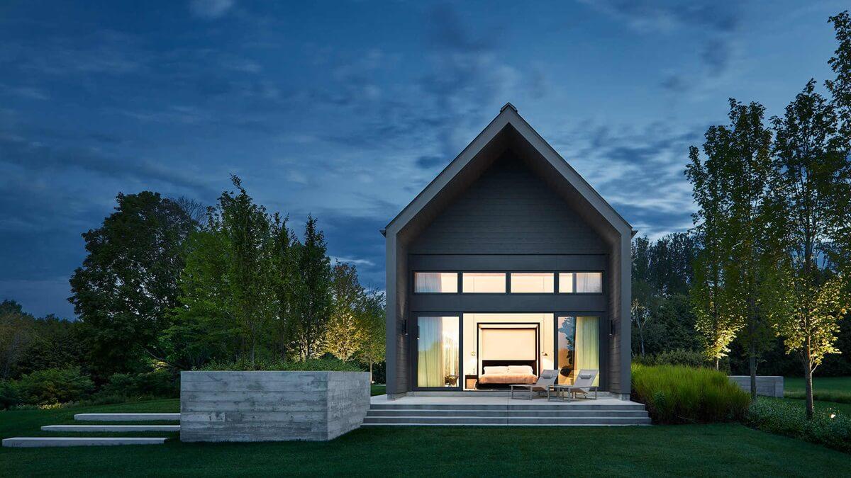 Дома в скандинавском стиле - фото