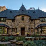 Шато в архитектуре, дома в стиле шато - фото
