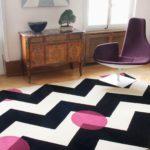 Синтетические ковры в интерьере (2)
