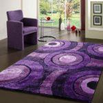 Синтетические ковры в интерьере (4)