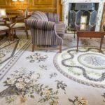 Шелковые ковры в интерьере (3)