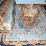 Шелковые ковры в интерьере (4)