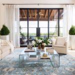 Шелковые ковры в интерьере (5)