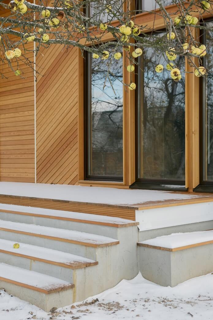 Каркасный дом в скандинавском стиле (2)