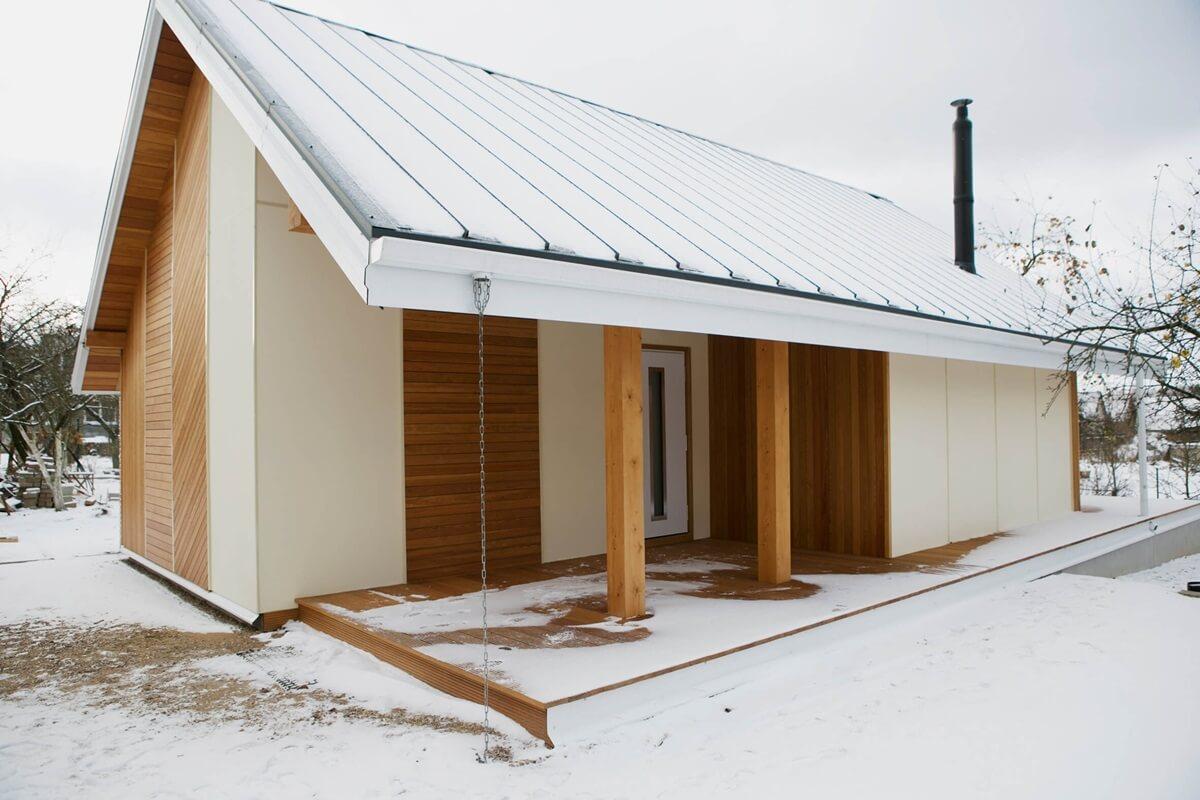 Каркасный дом в скандинавском стиле (5)