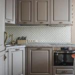 Кухня в стиле неоклассика - фото (11)