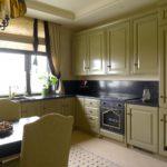 Кухня в стиле неоклассика - фото (12)
