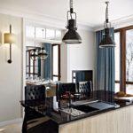 Кухня в стиле неоклассика - фото (16)
