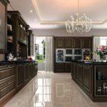 Кухня в стиле неоклассика - фото (17)
