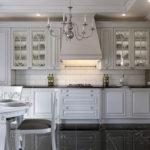 Кухня в стиле неоклассика - фото (2)