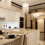 Кухня в стиле неоклассика - фото (20)