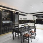 Кухня в стиле неоклассика - фото (22)
