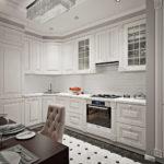 Кухня в стиле неоклассика - фото (3)