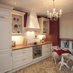 Кухня в стиле неоклассика - фото (4)