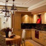 Кухня в стиле неоклассика - фото (7)