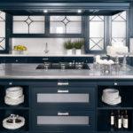 Кухня в стиле неоклассика - фото (9)