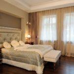 Спальня в стиле неоклассика - фото (16)