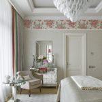 Спальня в стиле неоклассика - фото (17)
