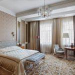 Спальня в стиле неоклассика - фото (19)