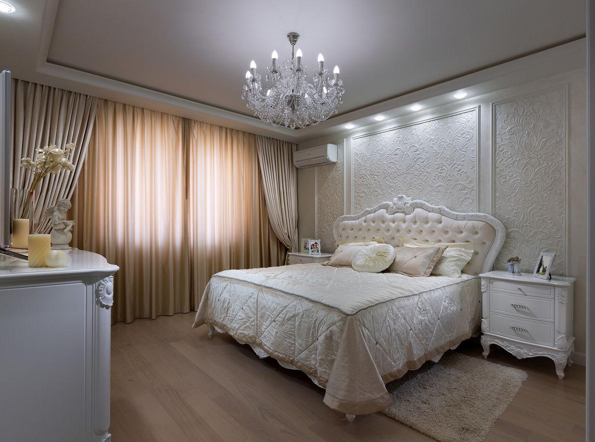 Спальня в стиле неоклассика - фото (2)